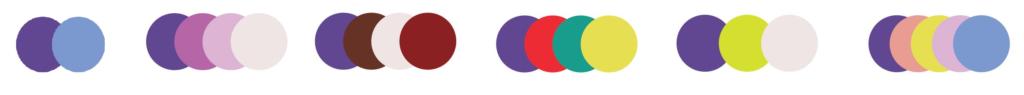 Accostamenti Ultra Violet