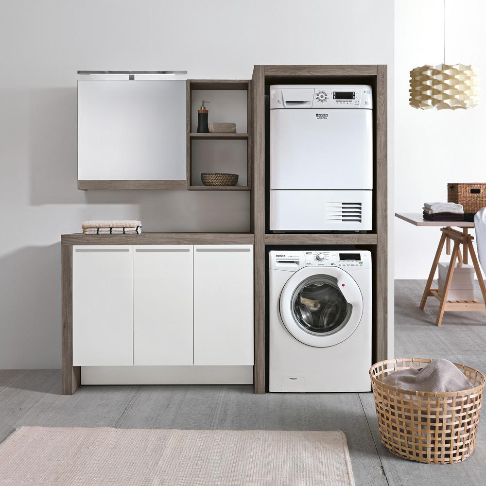 Mobili Per Lavanderia Di Casa.Lavanderia Di Casa Come Renderla Bella E Funzionale Allecta Casa